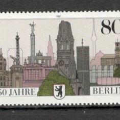 Germania.1987 750 ani orasul Berlin SG.560 - Timbre straine, Nestampilat
