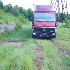 CAP TRACTOR RENAULT - Camion
