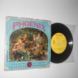 Phoenix : Vremuri/Canarul, etc. (vinil EP cu 4 piese, stare foarte buna VG)