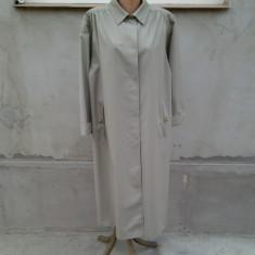JOBIS Design - palton pardesiu lung mar. 48 / XL