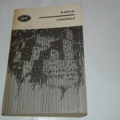 KAFKA - CASTELUL - Roman, Anul publicarii: 1968