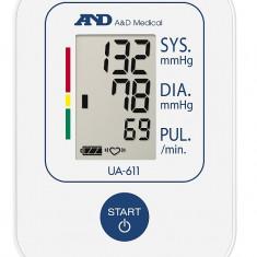 Tensiometru digital de brat A&D UA-611, tehnologie japoneza, nou, GARANTIE+CADOU - Aparat monitorizare