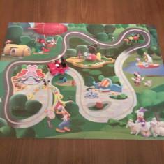 Puzzle Altele de podea Mickey Mouse cu masinuta