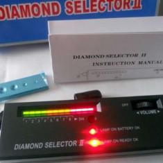! NOU ! TESTER pentru DIAMANTE - Diamond Selector II, cel mai bun !