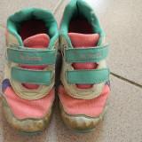 Adidasi de joaca pentru fetite, usori, marimea 29-31, ideali de casa, de joaca