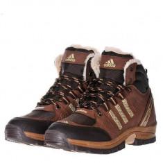 Bocanci Adidas Outdoor - Bocanci barbati Adidas, Marime: Alta, Culoare: Maro