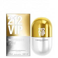 Carolina Herrera 212 VIP New York Pills - EDP 20 ml pentru femei