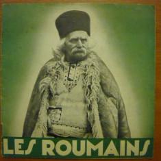 Les Roumains - editie interbelica