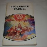 Legendele romanilor III ~ Legendele faunei ~ editie ingrijita de Tony Brill ~ - Carte educativa