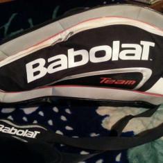Termobag Babolat + mingi de tenis - Geanta tenis