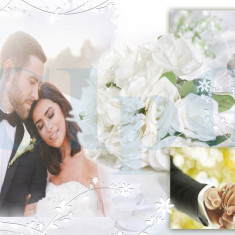 Album 500 PSD si PNG ( Nunti/ Weddings Template ) - Software Editare video
