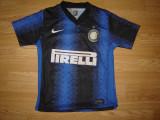 Tricou FC Internazionale Milano nr 22 Milito - marimea 104 stare buna, Tricou fotbal