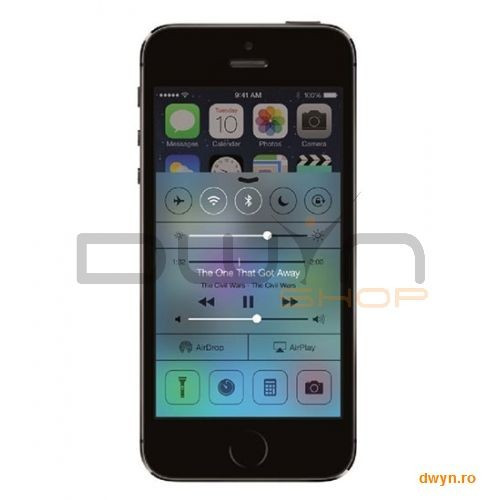 Apple Iphone 5S 16Gb Space Gray foto mare