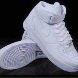 Ghete Nike Air Force Dama - Ghete dama Nike, Culoare: Din imagine, Marime: 36, 37, 38, 39, 40, 41, 42, 43, 44, Piele sintetica