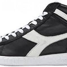 Incaltaminte Sport Diadora Game P high - Adidasi barbati Diadora, Marime: 42, Culoare: Negru