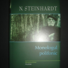 N. STEINHARDT - MONOLOGUL POLIFONIC  {2012}