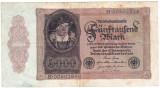 Germania 5000 MARK 19 noiembrie 1922 marci