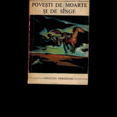 Ricardo Guiraldes - Povesti de moarte si de sange
