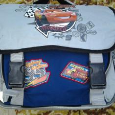 Fulger Mcqueen Cars Disney Pixar ghiozdan / rucsac cca. 30 cm, Altele