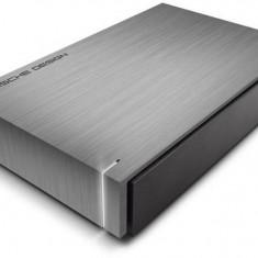 External HDD LaCie Porsche Design 3.5'' 5TB USB 3.0, Solid aluminum casing - HDD extern