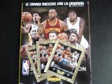 Album Panini NBA 2016-2017 + 3 seturi stick-ere