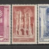Franta.1944 Sprijin nationaI-Catedrale SF.155, Nestampilat