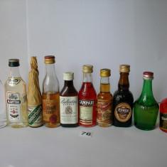 LOT STICLUTE BAUTURI MINIATURI Nr. 76 - Miniatura Figurina