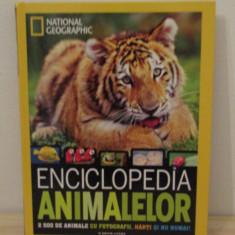 Enciclopedia Animalelor. 2500 de animale cu fotografii, hărţi şi nu numai! - Enciclopedie