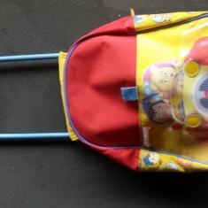 Ghiozdanel copii, Multicolor