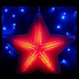 Decoratiune de Craciun tip Stea luminoasa