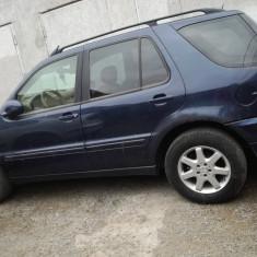 Mercedes-benz ml, An Fabricatie: 2001, Motorina/Diesel, 123456 km, 2700 cmc, Clasa M