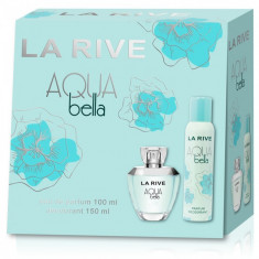 CASETA AQUA BELLA woman - Set parfum