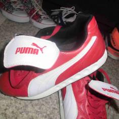 Incaltaminte sport Puma - Adidasi barbati Puma, Marime: 38, Culoare: Rosu