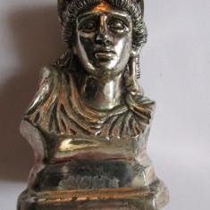 SENATOR ROMAN-bibelou, metal, vintage - Arta din Metal