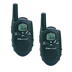 Resigilat : Statie radio PMR Midland G5 R1 cod C735.13 contine acumulatori