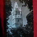 Ilustrata Baia Mare - Turnul Stefan ,circulat 1966