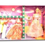 Set Papusica Beautiful Girl - Papusa