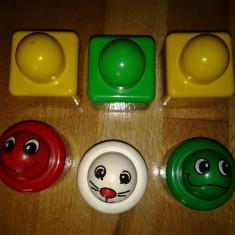 Lego animale (6 bucati) - Set de constructie