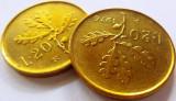 Moneda 20 Lire - ITALIA, anul 1976 *cod 1504 UNC, Europa