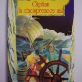 CAPITAN LA CINSPREZECE ANI - JULES VERNE - Carte educativa