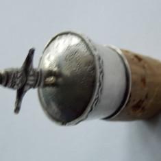 Dop de argint cu pluta -723, Ornamentale