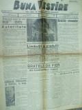 Buna vestire 25 octombrie 1940 legionari Sibiu Codreanu proces Vaslui Predeal