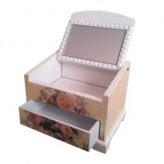 Cutie depozitare bijuterii 008 - Cutie Bijuterii