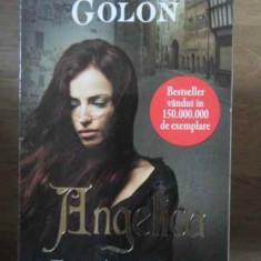 Angelica Logodnica Vanduta - Anne Golon, 386419 - Roman dragoste