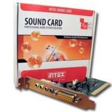 Placa audio PC Intex