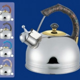 Ceainic din inox BH 655 MRB