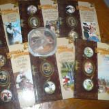 Set 6 carti cu CD audio pentru copii, colectie - OKAZIE