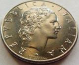 Moneda 50 Lire - ITALIA, anul 1981 *cod 1783, Europa