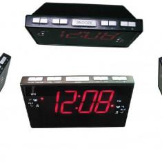 Ceas digital Happy Sheep CR-8828P cu radio FM - Radio cu ceas