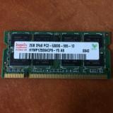 Memorie RAM 2GB 2RX8 PC2-5300s-555-12